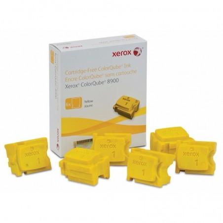 Tinta Sólida Xerox 108R01024 Amarillo