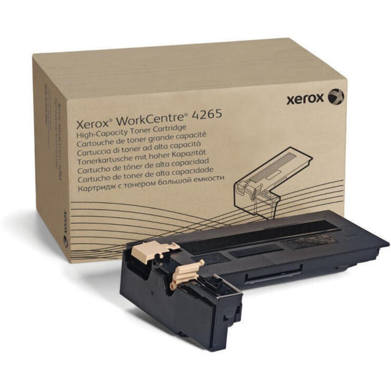 Tóner Xerox 106R02735 Negro