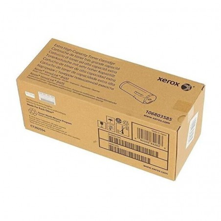 Tóner Xerox 106R03585 Negro de Extra Alto Rendimiento