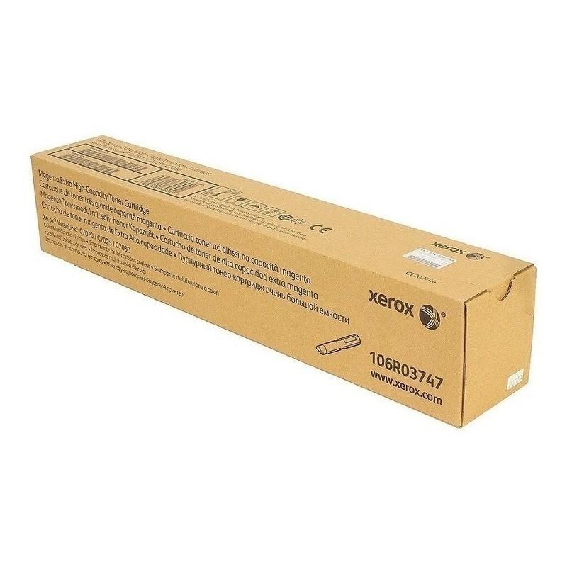 Tóner Xerox 106R03747 Magenta