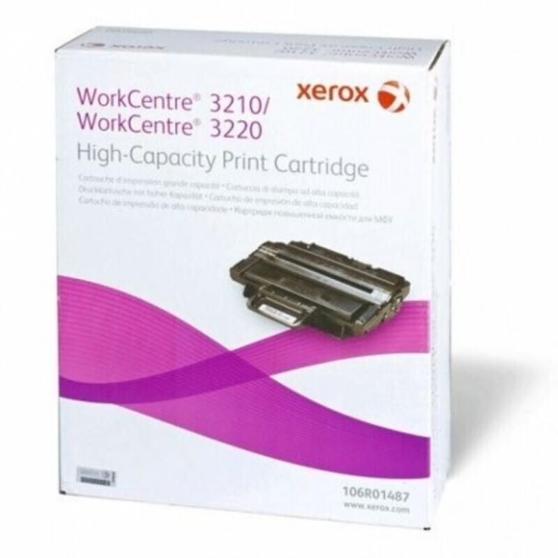 Tóner Xerox 106R01487 Negro de Alta Capacidad