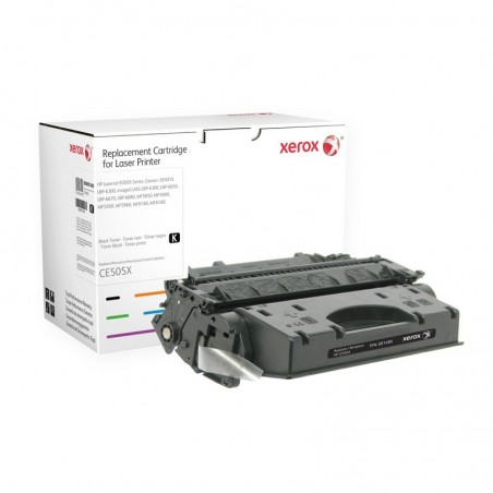 CE505X Tóner HP 05X Negro