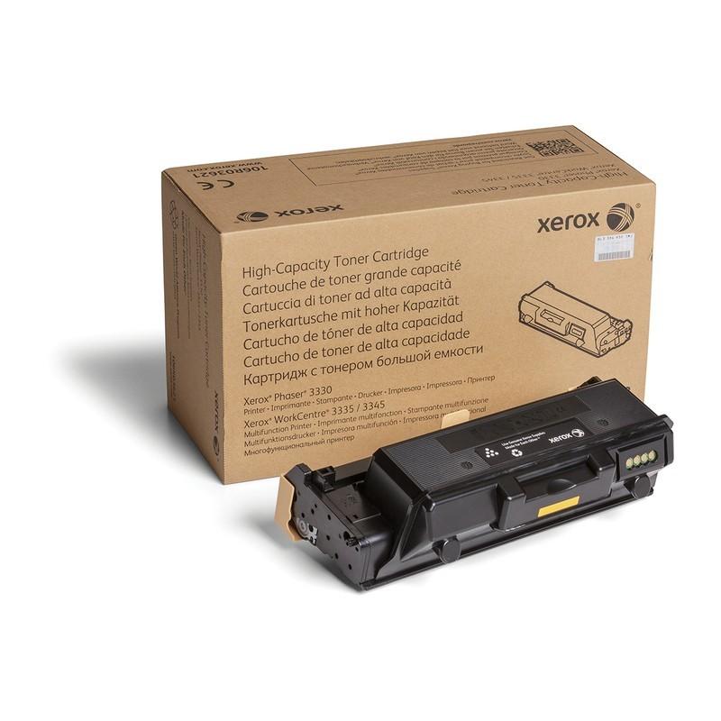 Tóner Xerox 106R03621 Negro