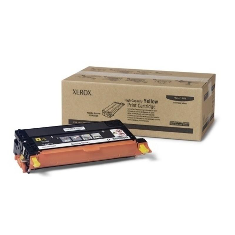 Tóner Xerox 113R00725 Amarillo