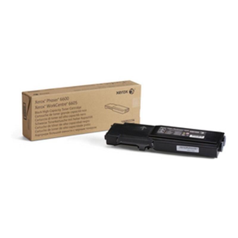 Tóner Xerox 106R02236 Negro