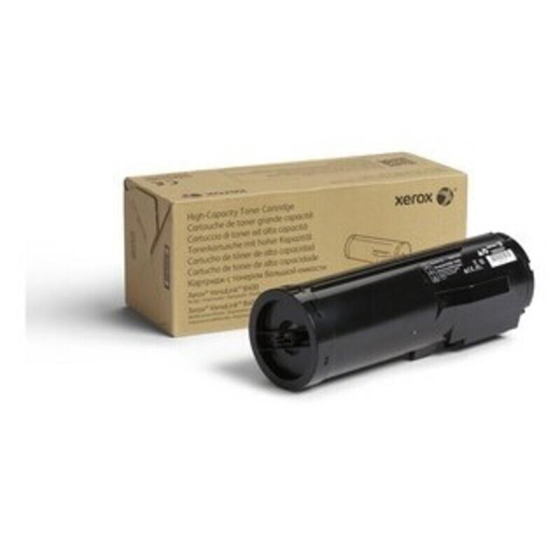 Tóner Xerox 106R03583 Negro
