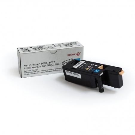 Tóner Xerox 106R02760 Cyan