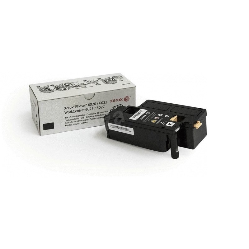 Tóner Xerox 106R02763 Negro