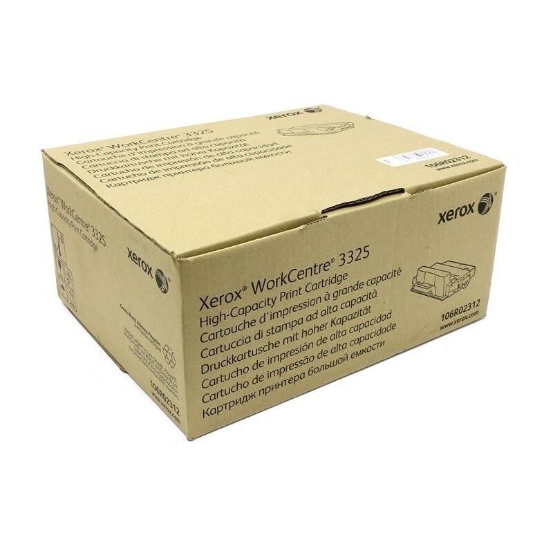 Tóner Xerox 106R02312 Negro