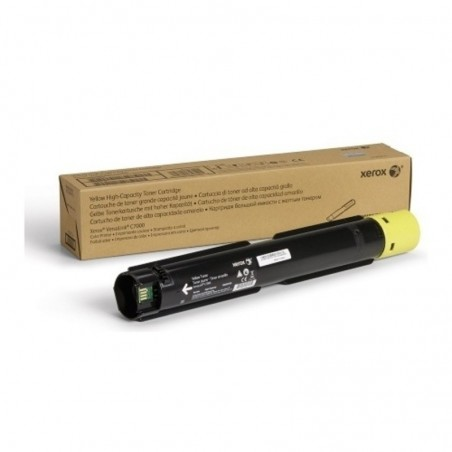 Tóner Xerox 106R03766 Amarillo
