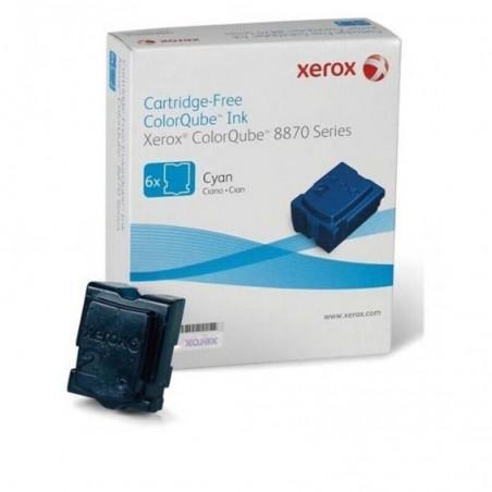 Tinta Sólida Xerox 108R00958 Cyan