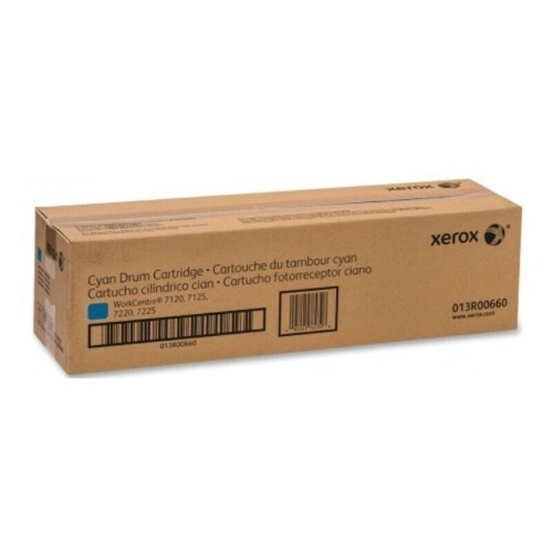 Cilindro Xerox 013R00660 Cyan