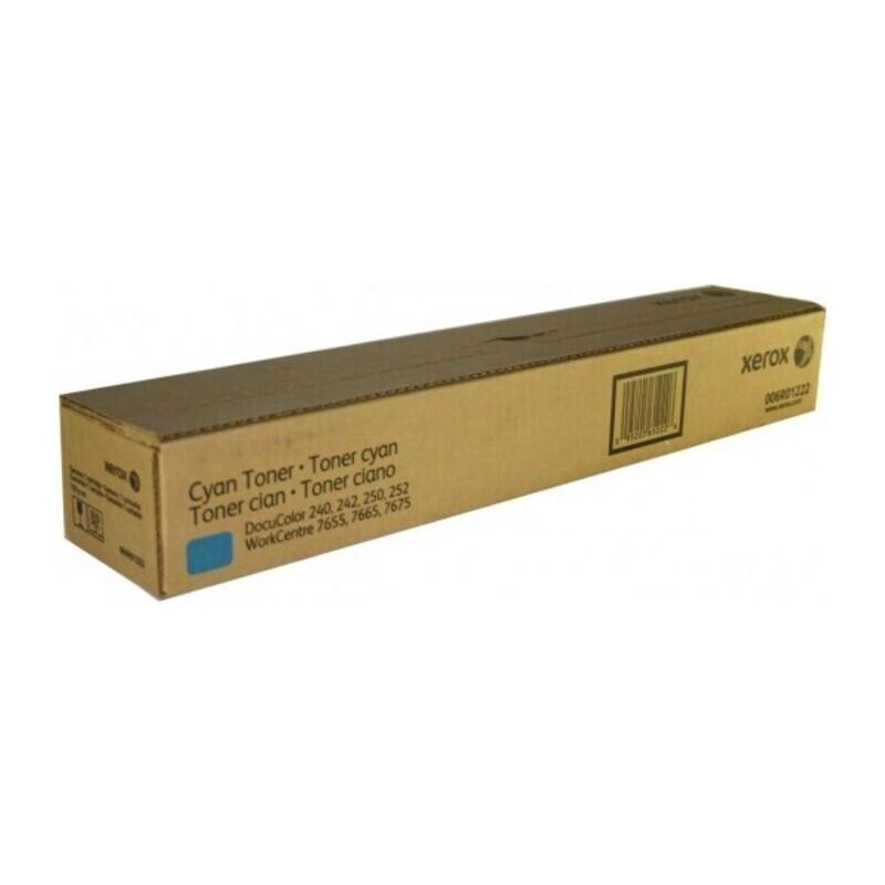 Tóner Xerox 006R01222 Cyan