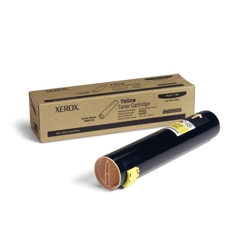 Tóner Xerox 106R01162 Amarillo