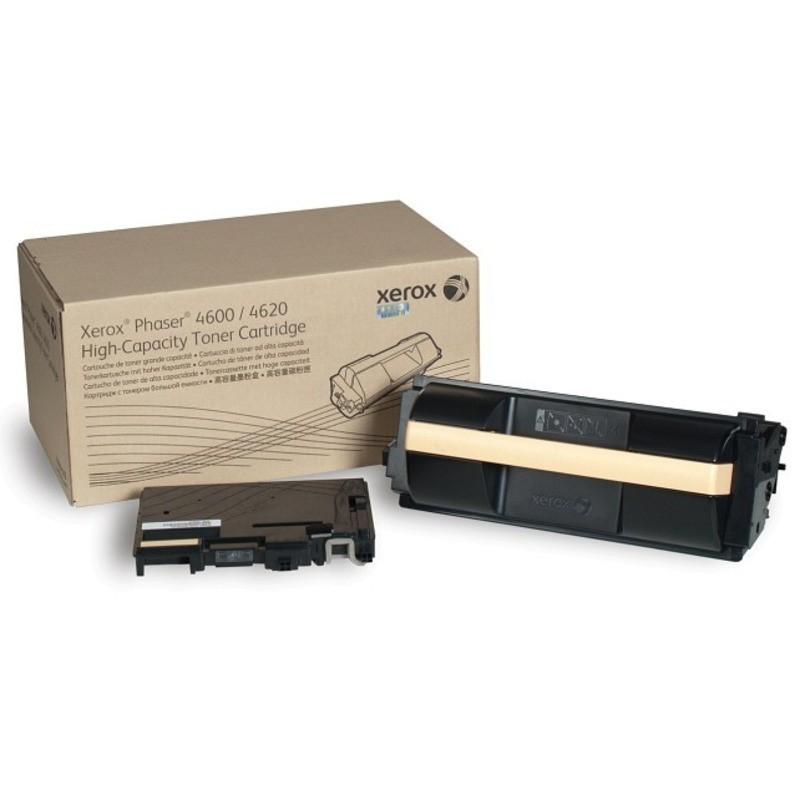 Tóner Xerox 106R01536 Negro de Alta Capacidad